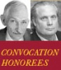 Berger and Kuehl  Win Convocation Kudos