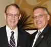 USC President Steven B. Sample Awarded Viterbi School Centennial Medal