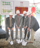 School Breaks Ground for Ronald Tutor Hall