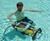 SeaBee II Swims for USC in This Week's International Underwater Robot Contest