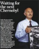 <b>New Scientist</b> interviews Viterbi systems risk expert on nuclear reactor safety