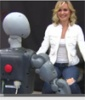 Viterbi School Robot Meets the Star of a Robot Movie