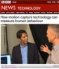 BBC showcases Viterbi motion capture technology research