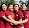 The Lau Sisters: Viterbi's Own Trojan Family