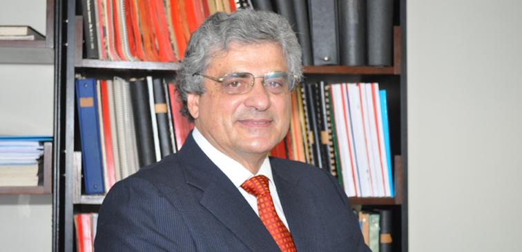 Alumnus elected 2014 President of the IEEE