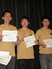 The Champions Reloaded: USC Computer Science Students Win Southern California Programming Contest Again