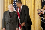 President Obama Awards the National Medal of Science to a USC Viterbi School Legend