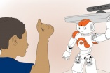 Children With Autism Learn Imitation Skills from Robot