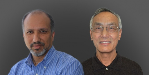 Supratik Guha '91 and Jim Hsieh '71 elected to the National Academy of Engineering