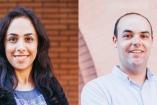 Aaron St. Clair and Simin Mehrabani Receive the 2015 Viterbi Undergraduate Mentoring Award