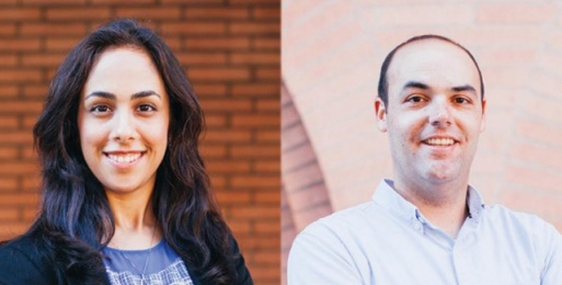 Aaron St. Clair and Simin Mehrabani Receive the 2015 Viterbi Undergraduate Mentoring Award