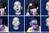 MIT Tech Review: Hao Li modifies Oculus Rift to show a user's facial expressions in virtual reality