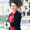 Ph.D. student Parisa Mansourifard receives AAUW fellowship