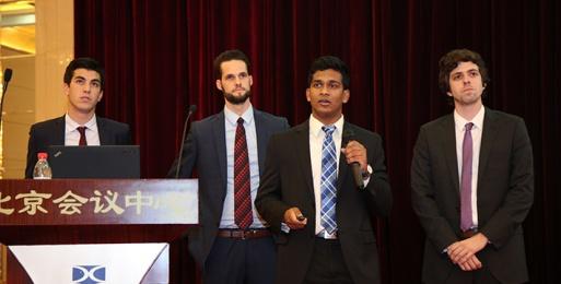 USC Viterbi startup awarded silver medal in Beijing