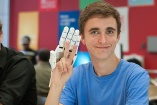 Bionic Hands For Syria