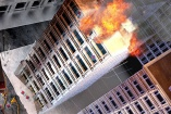 Improved Robot Communication - While the Building's on Fire