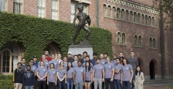 USC NEWS: Hyperloop Team Heads to SpaceX Competition in Texas