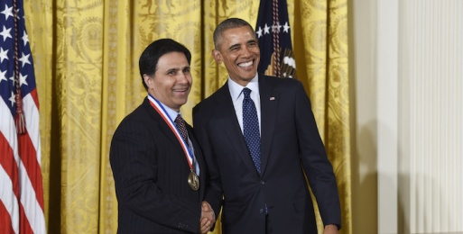 White House: President Obama Honors Leading Scientists & Innovators