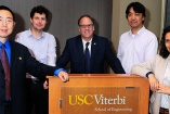 USC Viterbi and Tsinghua University Celebrate 10 Years of Shared Research